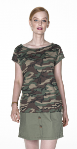 Koszulka Camo Ladies' 21353
