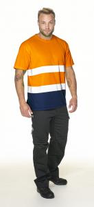T-shirt Hi-Vis Duo 77270